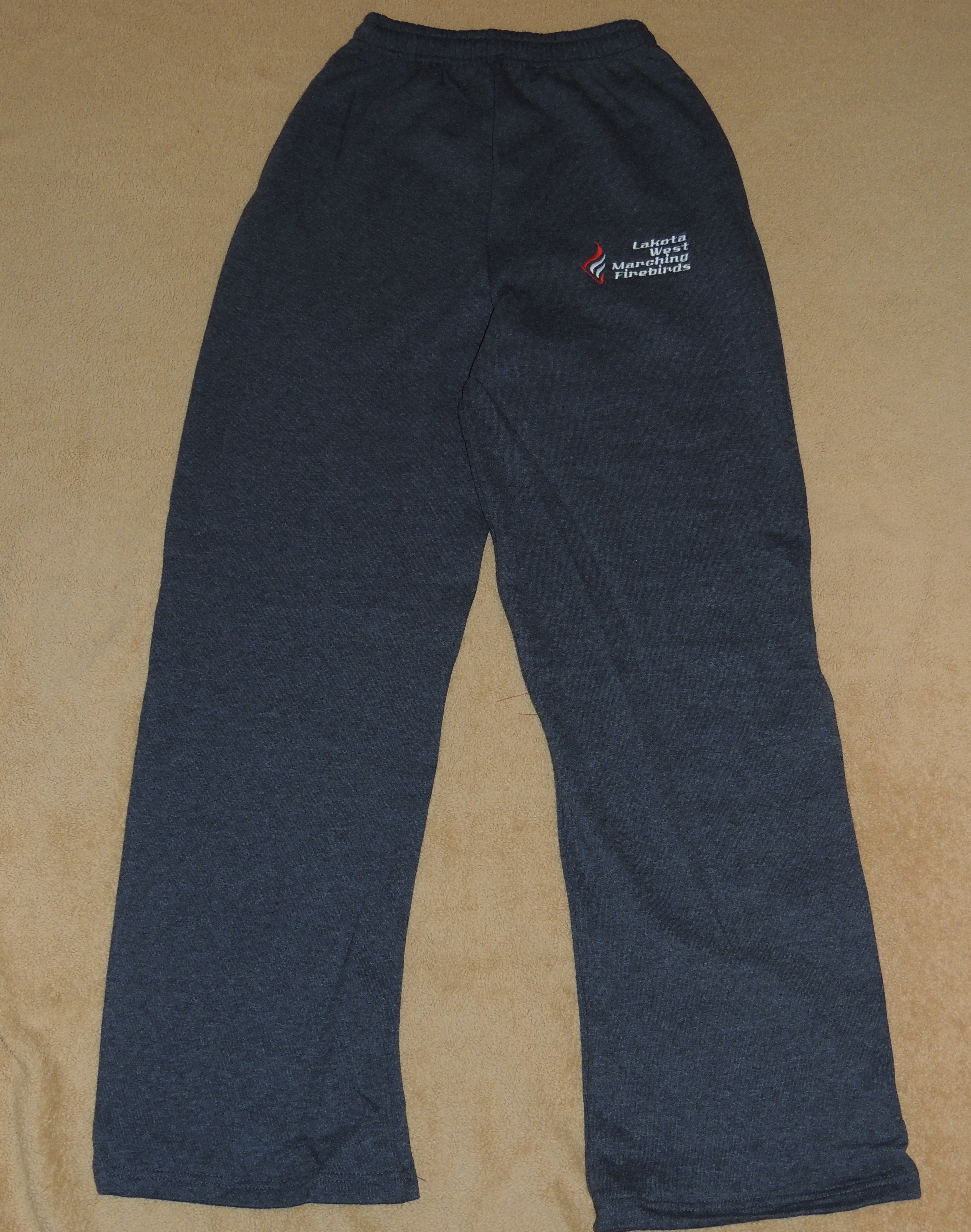 Sweat Pants w/Logo
