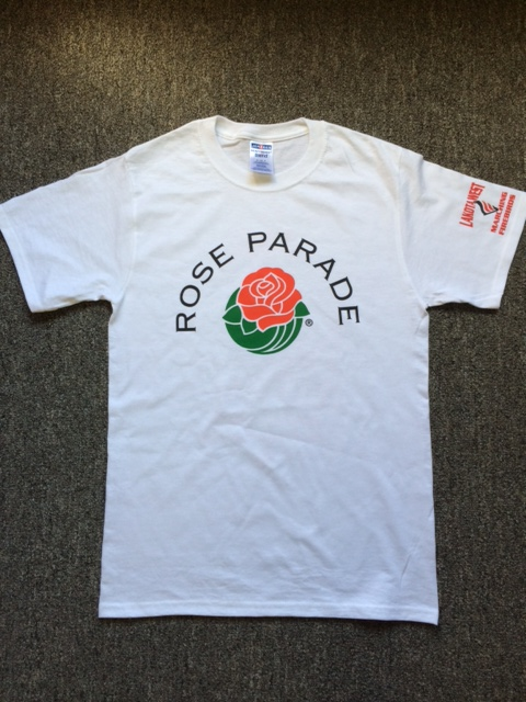 Rose - Short Sleeve (front)