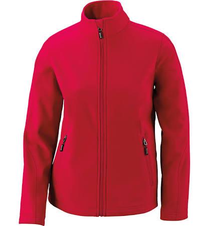 Rose Jacket Red