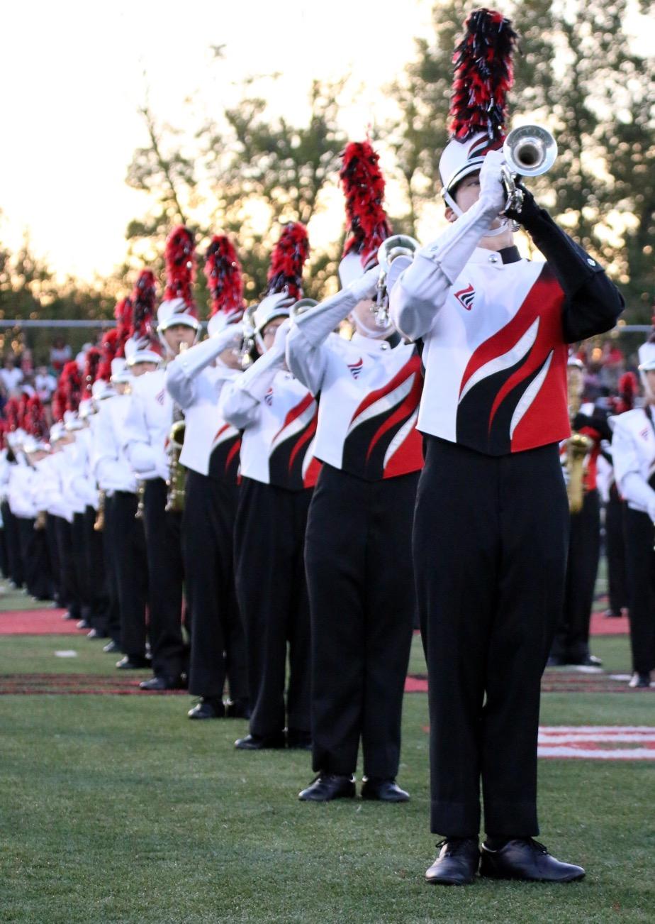 The Marching Firebirds Lakota West Bands