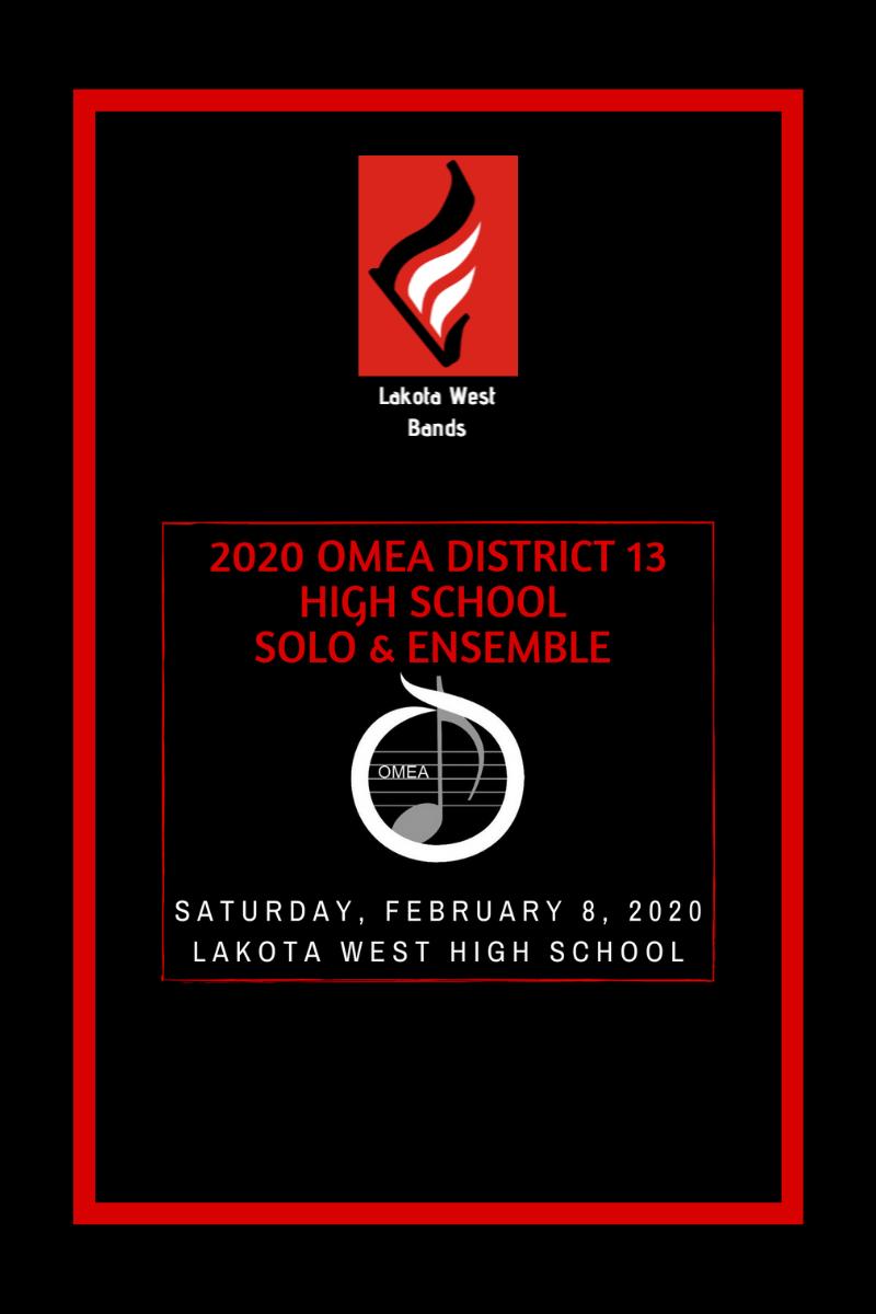 Lakota West Bands Update: February 5