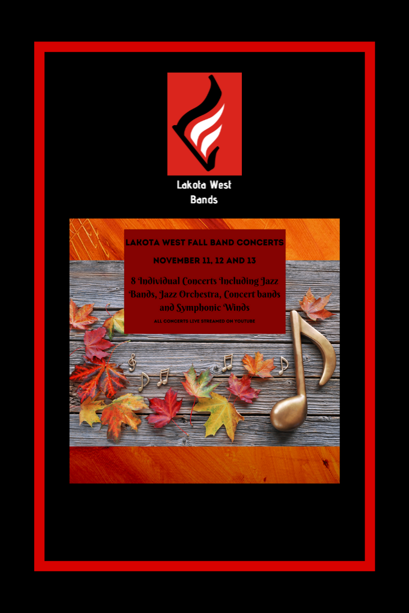 Lakota West Bands Update: November 9